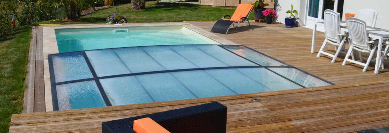 abri piscine original
