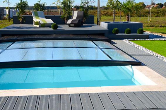 abri piscine outdoor