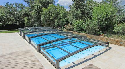 abri piscine paradiso