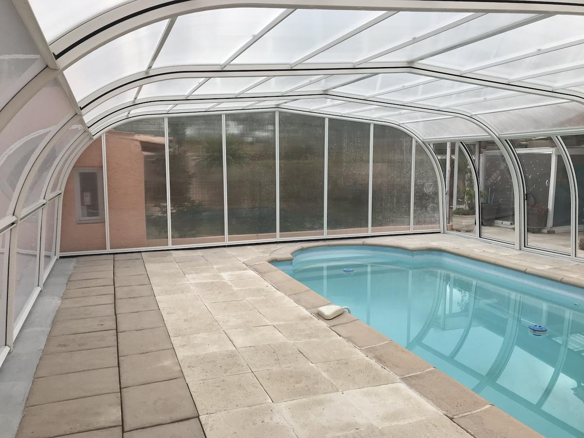 abri piscine rhone