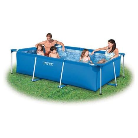 bache piscine 220x150
