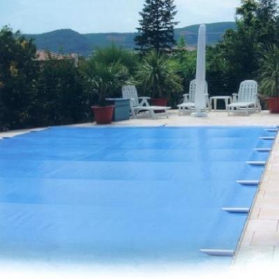 bache piscine 2m