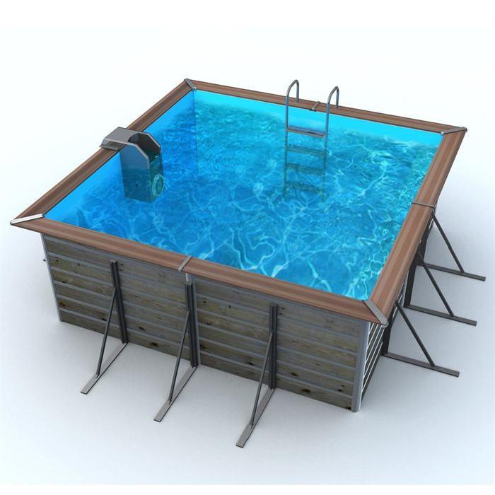 bache piscine 3×3