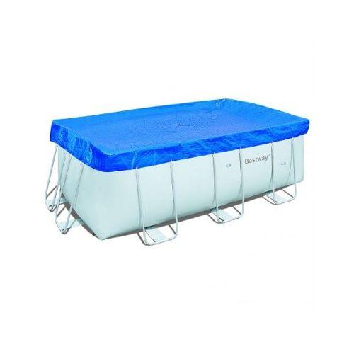 bache piscine 4 x 2