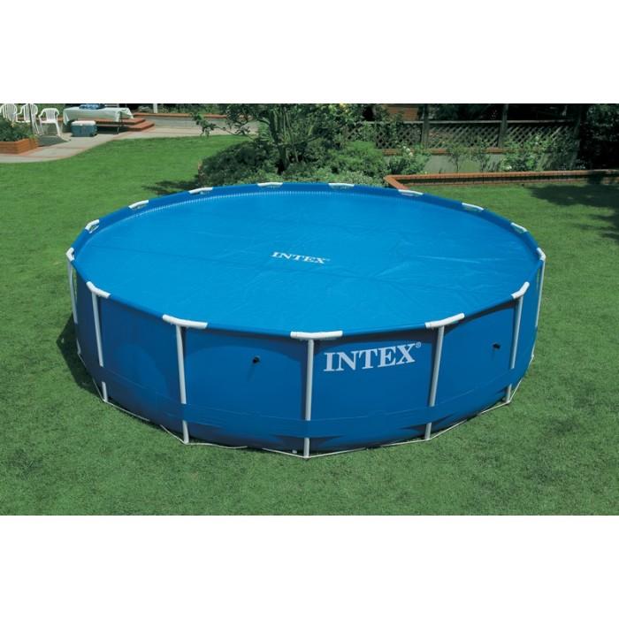 bache piscine 4.57