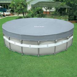 bache piscine 5m49