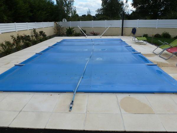 bache piscine 8×4 d'occasion