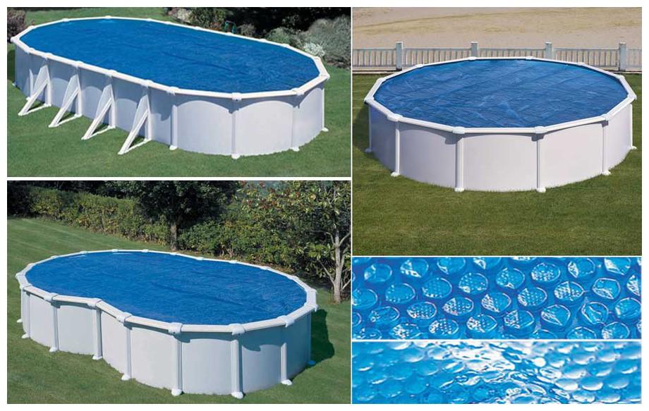 bache piscine a bulle hors sol