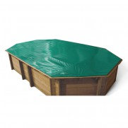 bache piscine bricorama
