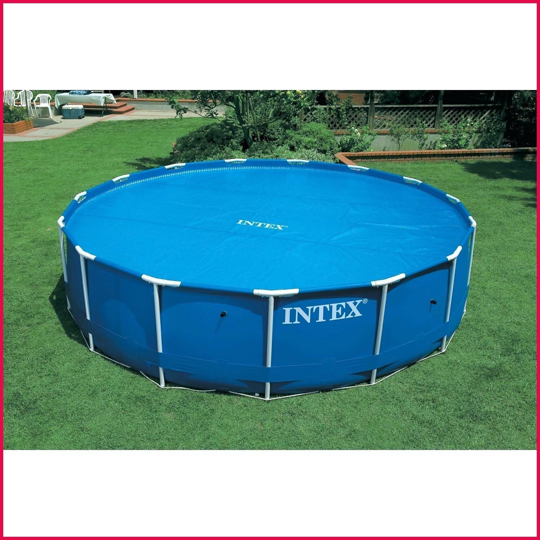 bache piscine castorama