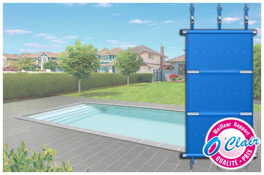 bache piscine center