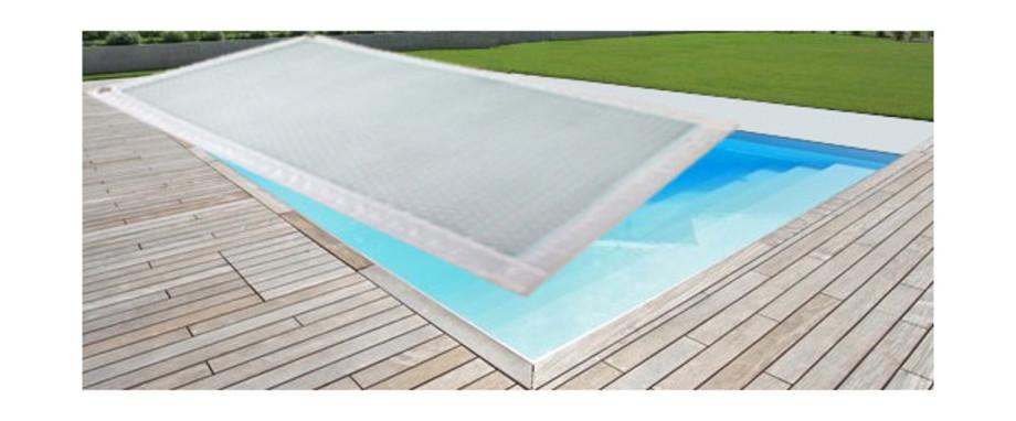 bache piscine chauffante