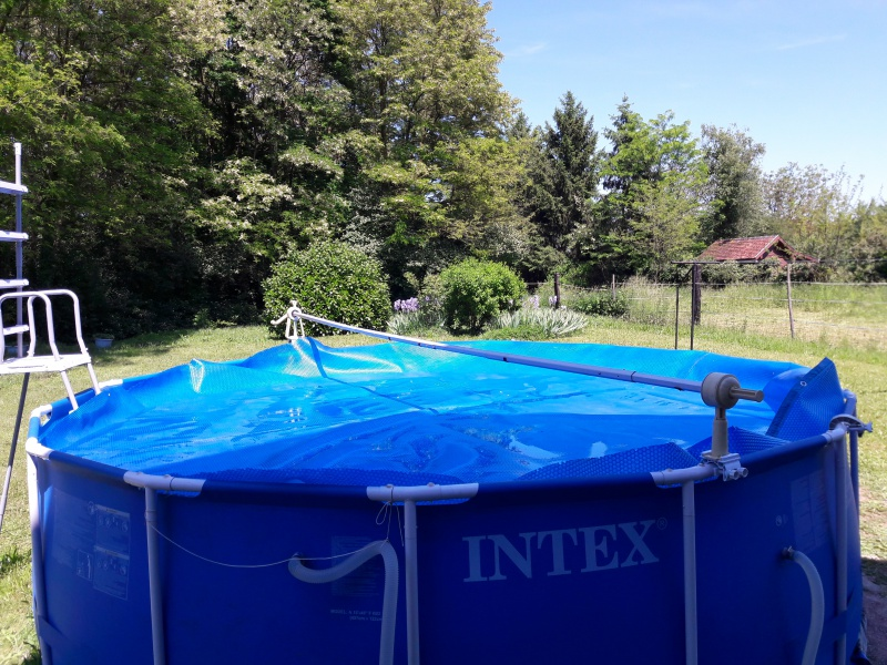 bache piscine forum