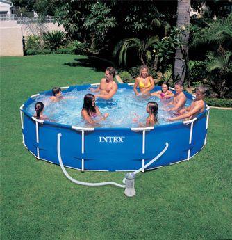 bache piscine frame