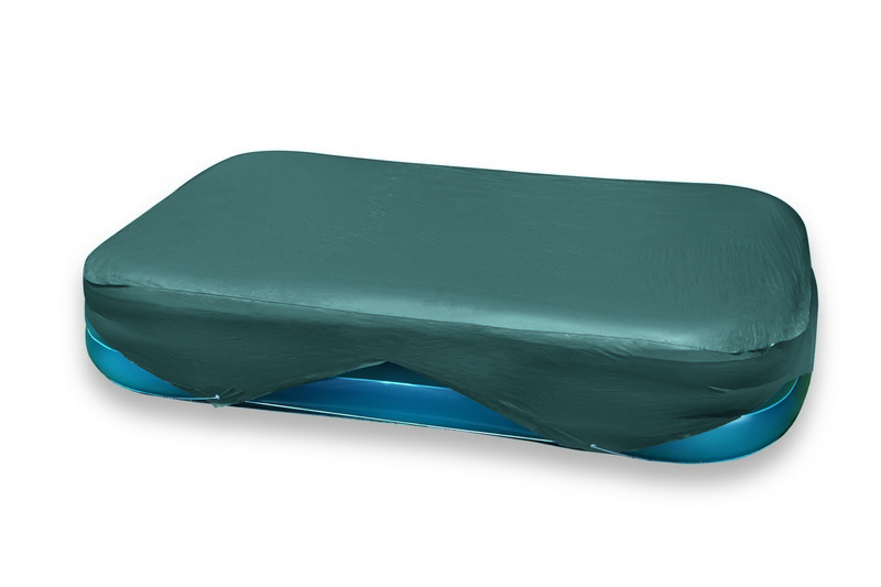 bache piscine gonflable intex