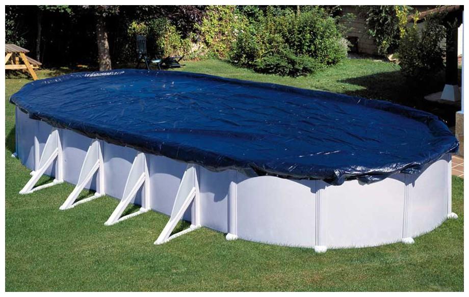 bache piscine gre hors sol