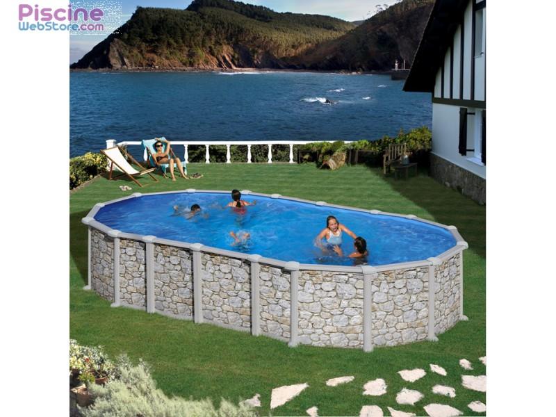 bache piscine gre ovale