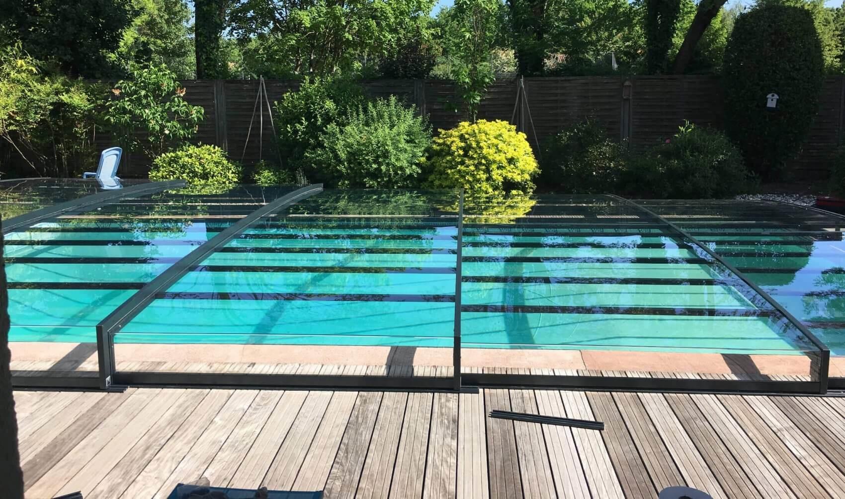 bache piscine grenoble