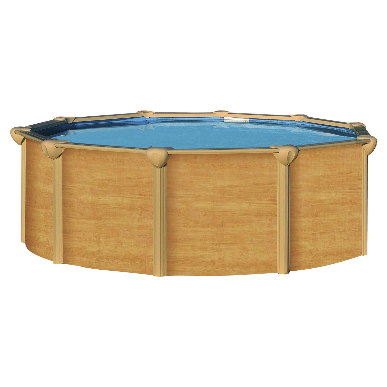 Bache piscine hors sol leroy merlin Piscine hors sol acier leroy merlin