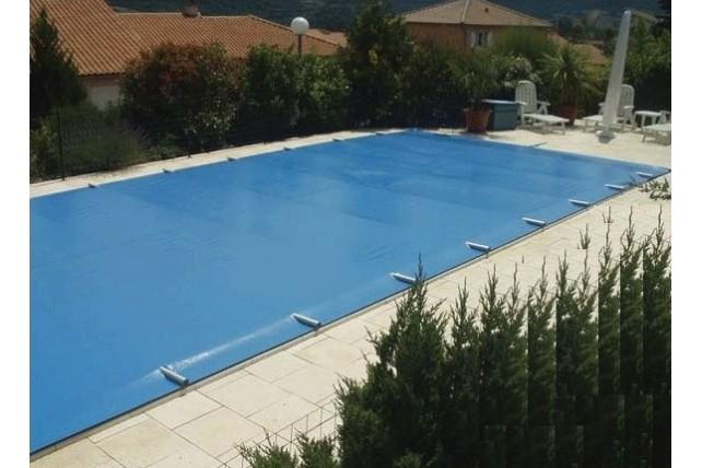 bache piscine ibiza