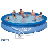 bache piscine intex 4 57