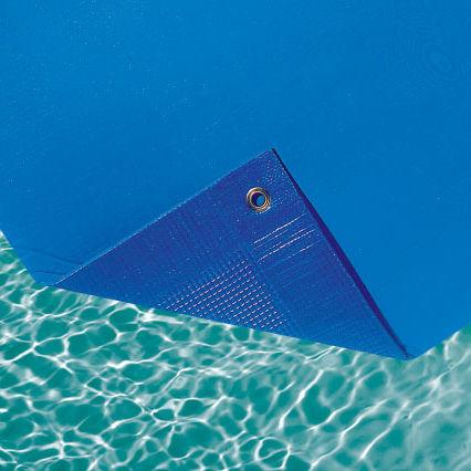 bache piscine mousse