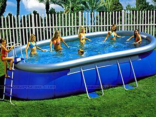 bache piscine o'blue