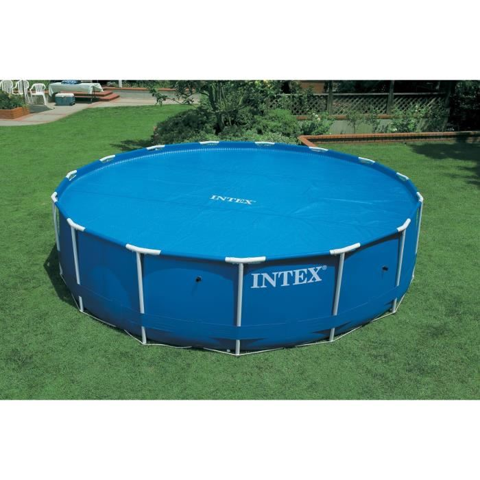 bache piscine ronde 3.66