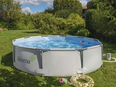 bache piscine securite castorama