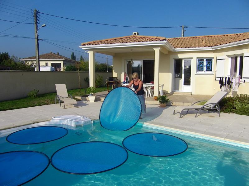 bache piscine thermique