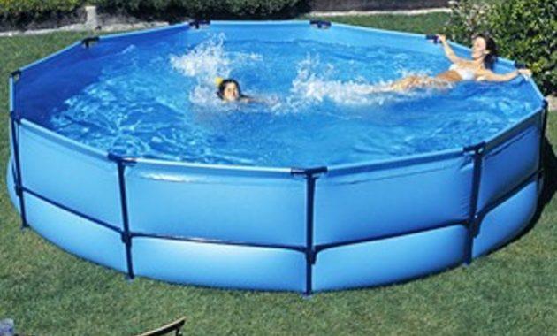 bache piscine tubulaire carrefour