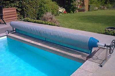 bache piscine vacances