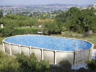 bache piscine vogue