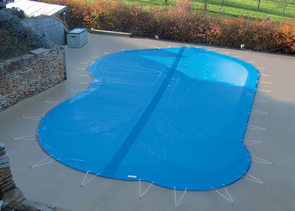 bache piscine waterair