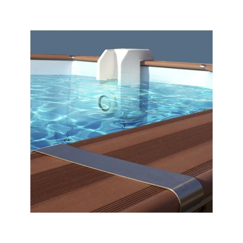 bache piscine waterclip
