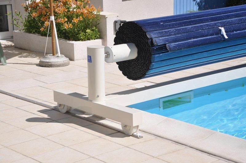 volet piscine a lame solaire