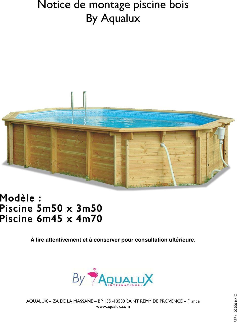 volet piscine aqualux