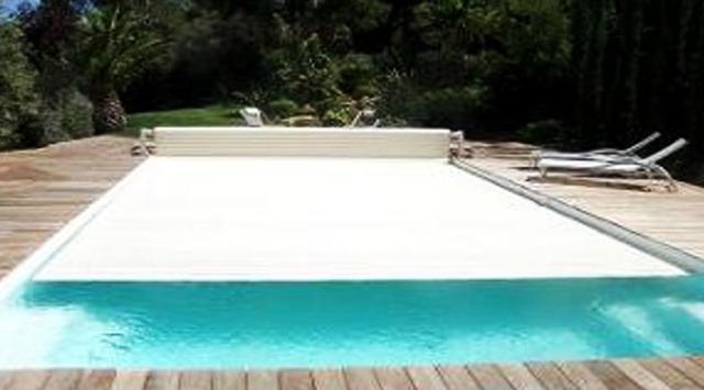 volet piscine batterie