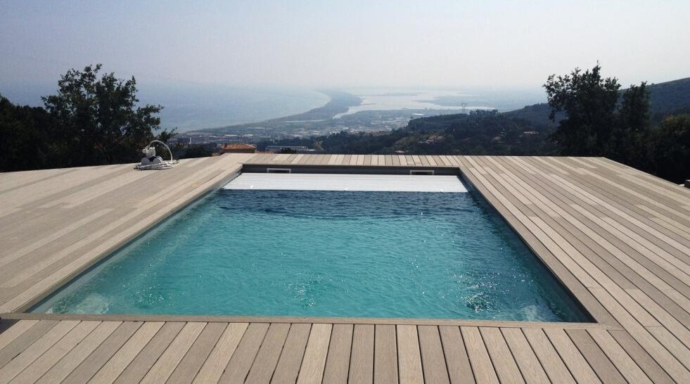 volet piscine coque