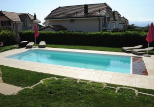 volet piscine fait maison