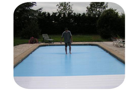 volet piscine grele