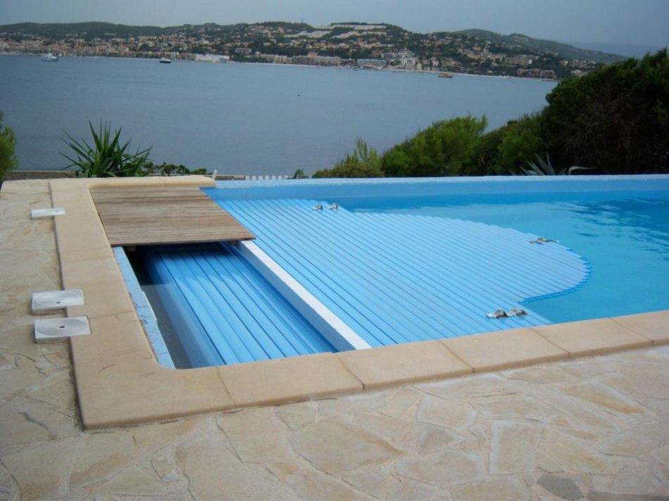volet piscine integre