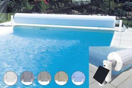volet piscine max