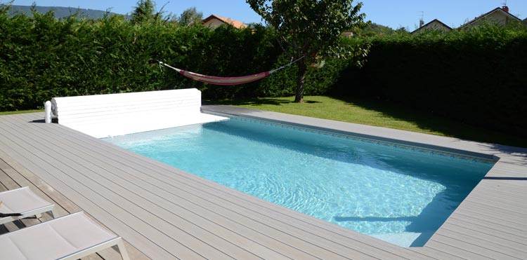 volet piscine open one