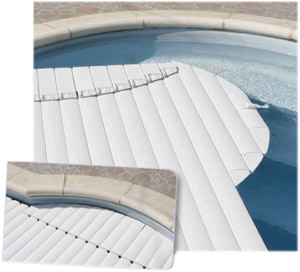 volet piscine wing system